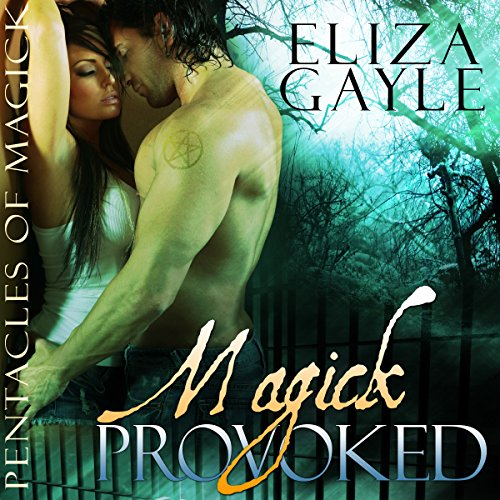 Magick Provoked audiobook cover art