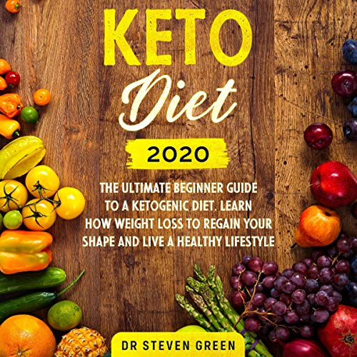 Keto Diet 2020 cover art