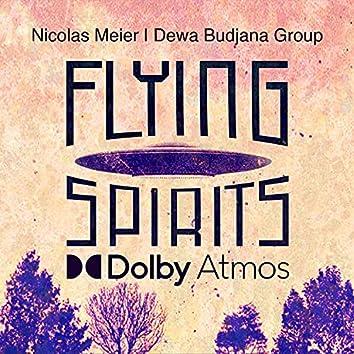 Flying Spirits (feat. Nicolas Meier,Dewa Budjana,Asaf Sikis,Jimmy Haslip & Saat Syah)