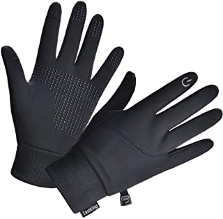 EastKing Lightweight Winter Gloves, Warm Water Resistant Touch Screen Gloves for Walking,Riding,Cycling,Running and Driving