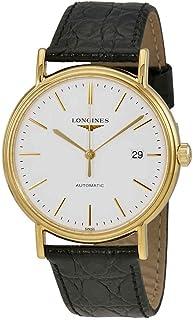 Longines Classique Presence Automatic Leather Mens Watch L49212122