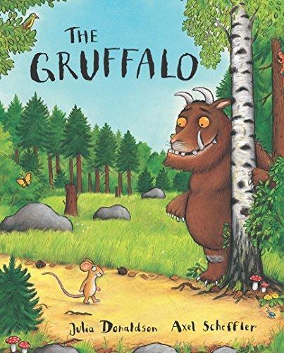 TheGruffalo by Donaldson, Julia ( Author ) ON Mar-23-1999, Hardback