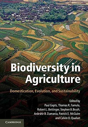 [(Biodiversity in Agriculture : Domestication, Evolution, and Sustainability)] [Edited by Paul Gepts ] published on (March, 2012)