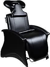 Icarus Mila Black Lash Chair