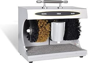 vidaXL Schuhputzmaschine Schuhputzautomat Polierer Schuhputzer Poliermaschine