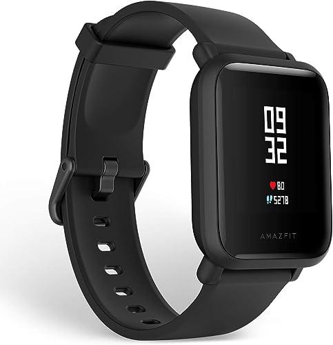 Amazfit Bip Lite Smart Watch Black
