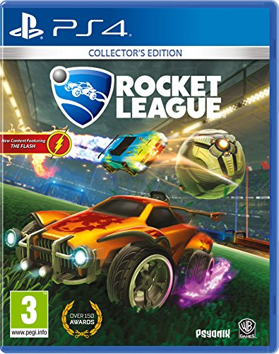 Rocket League: Collector's Edition - NEW CONTENT VERSION (PS4)