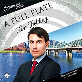 A Full Plate     Dreamspun Desires              By:                                                                                                                                 Kim Fielding                               Narrated by:                                                                                                                                 Kenneth Obi                      Length: 5 hrs and 19 mins     6 ratings     Overall 4.3