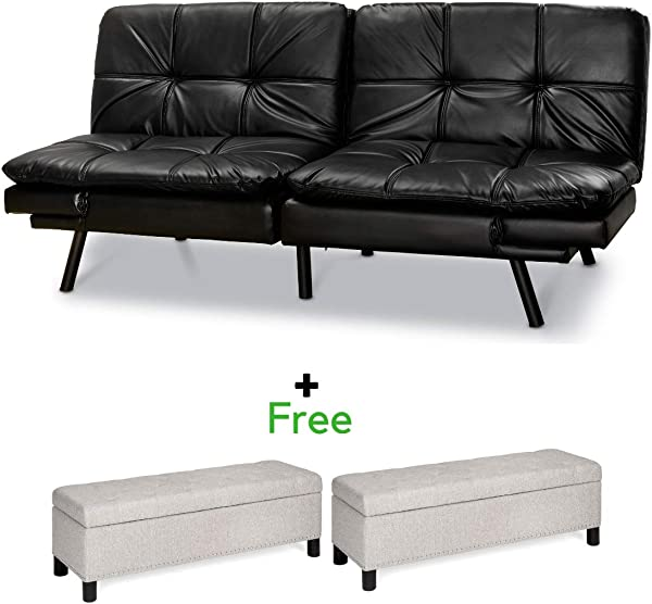 Mainstay Wooden Memory Foam Featuring A Clean Lined Wooden Frame With Durable Metal Legs Black Freebies Wooden Frame With Durable Metal Legs