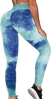Women's Brazilian Pants Capris High Waist Tummy Control Slimming Booty Leggings Workout Running Butt Lift Tights