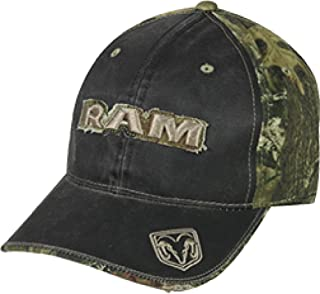 RAM Dodge Weathered Front/Mossy Oak Back