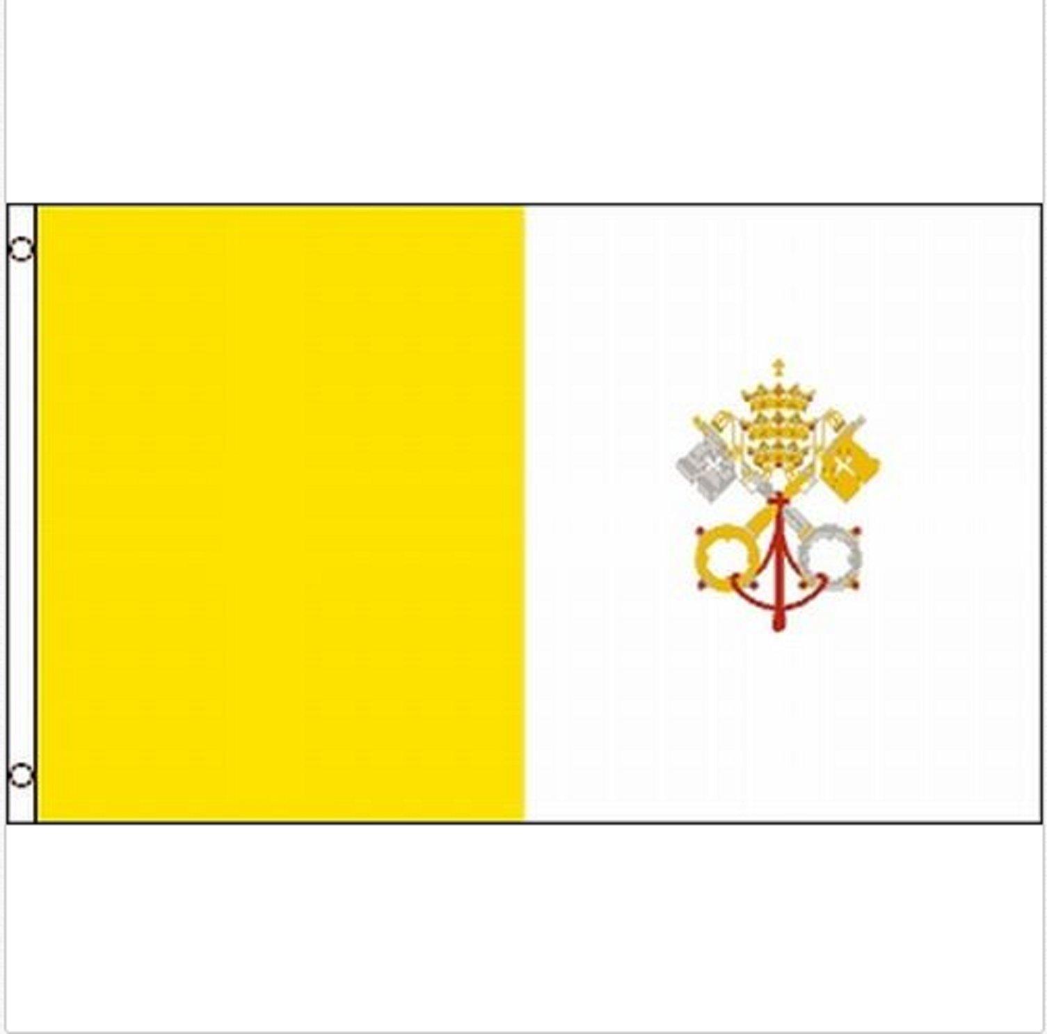 Estados Unidos Premium tienda ciudad del Vaticano Bandera 3 x 5 ...