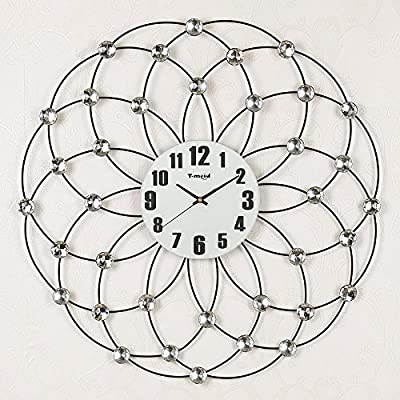 Wall Clock Saat Reloj Large Wall Clock Relogio De Parede Duvar Saati Relogio De Parede Decorativo