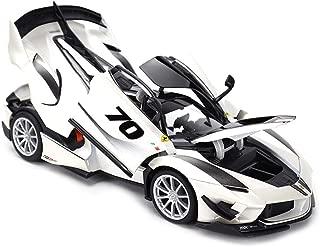 GCM 1:18 Ferrari FXX K EVO Sports Car Model Car Simulation Alloy Car Model Collection Gift Decoration 27x12x6cm Model Car