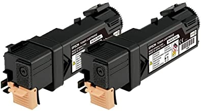 Epson CX-29/C13S050631 Siyah Orjinal Toner 2Li