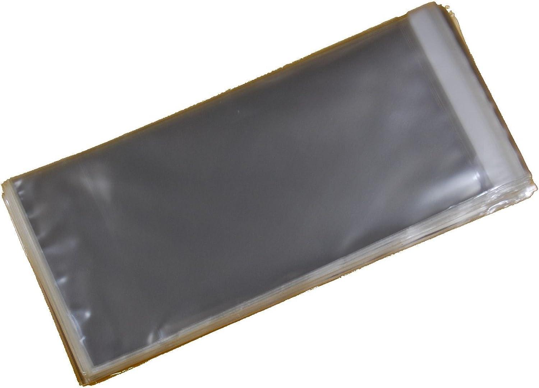 Lang Tract Größe – 89 mm x 300 mm mm mm  30 mm Klappe – Zellophanbeutel 30 Mikron selbst Seal B07BBVVTQL  | Innovation  6e9028