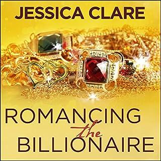 Romancing the Billionaire audiobook cover art