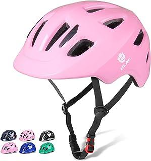 GLAF ヘルメット こども用 自転車 ヘルメット 1歳-8歳 頭囲 46~54cm 子供用 キッズ 超高耐衝撃性 耐久性 軽量 サイクリング スケートボード ローラースケート 幼児 小学生