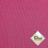 aktivstoffe (9,98€/m) Breaker Teflon® - Tela Repelente al Agua - A Prueba de Viento - Muy Robusta (Color Cyclam) (por 0,5m)