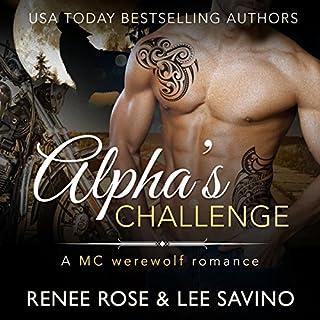 Alpha's Challenge audiobook cover art