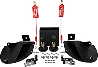 Western Snow Plow Wing Extension PW22 Skid Shoes 49067 Guide Markers Flags 59700