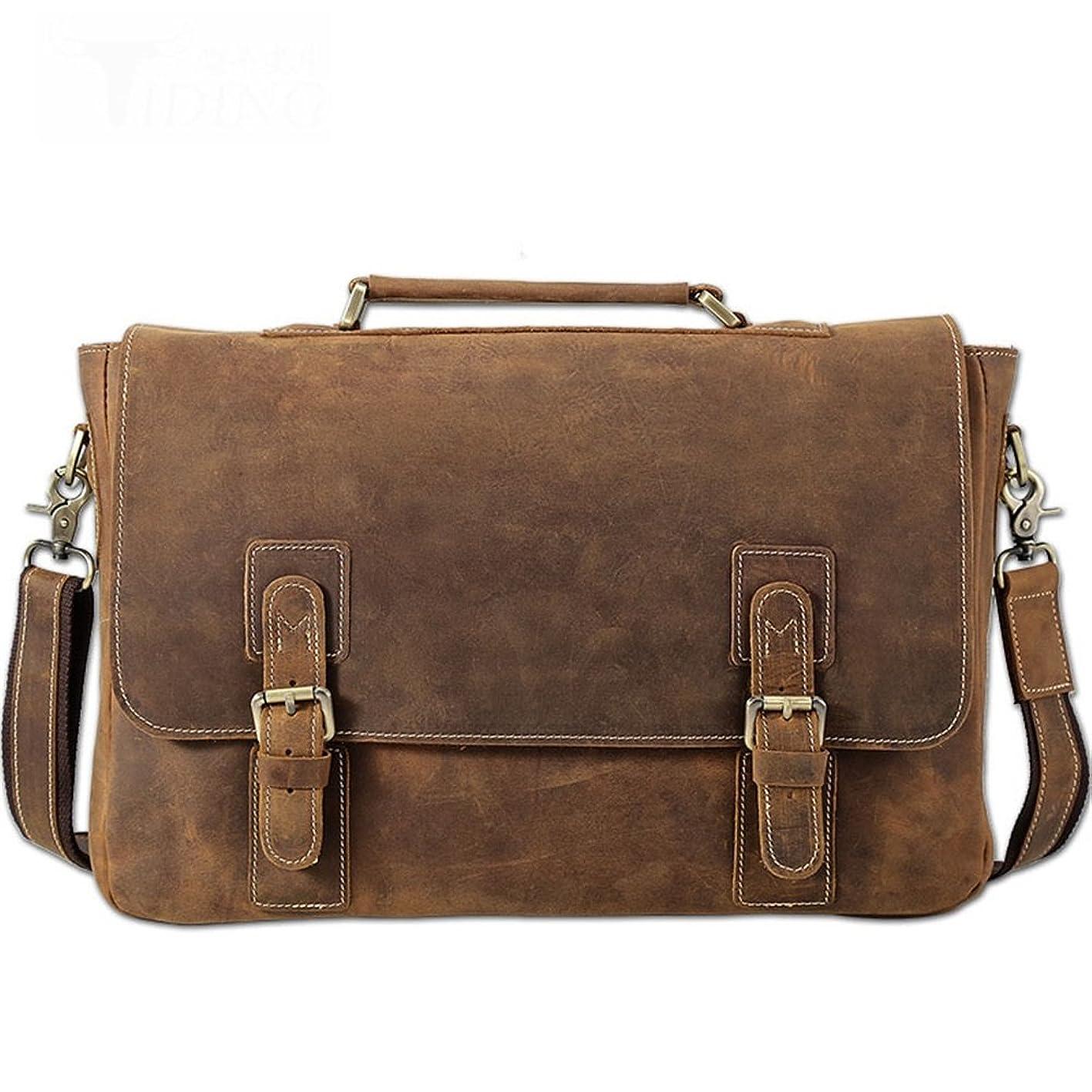 Softgo briefcases Men's Briefcase 14