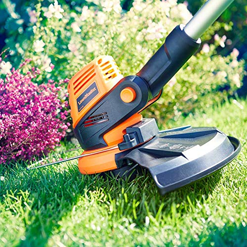 LawnMaster 24v Cordless Grass Trimmer Practicalities