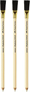 Faber Castell Faber-Castell Perfection Eraser Pencil with Brush (3-PACK)