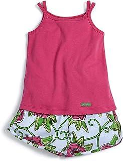 Conjunto Florescer Rosa - Infantil