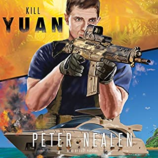 Kill Yuan audiobook cover art