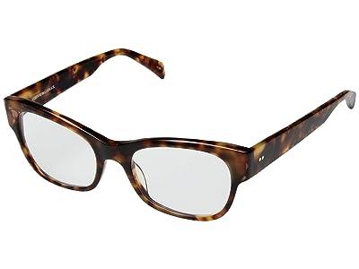 Corinne McCormack Marty (Metallic Honey Tortoise) Reading Glasses Sunglasses
