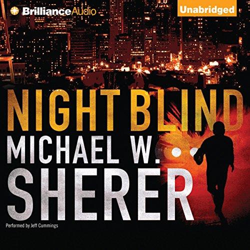 Night Blind audiobook cover art