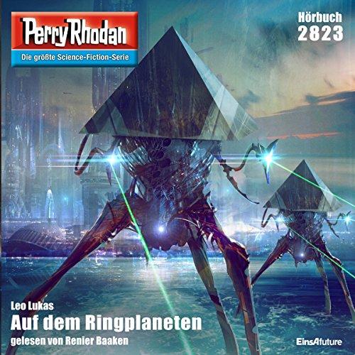 Auf dem Ringplaneten (Perry Rhodan 2823) Titelbild