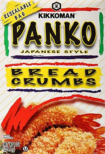 Kikkoman Panko Japanese Style Bread Crumbs, 8 Oz