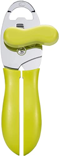 2021 BENBOR Can Openers Hand Held, 4 in 2021 1 Multifunctional Professional Can Opener, Professional Heavy Duty Beer Can Opener with Smooth Edge-Ultra Sharp Cutting Tool for Seniors popular with Arthritis online sale