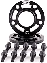 Renn Motorsport 10MM Compatible BMW Wheel Spacers Extended Lugs F10 F22 F30 F32 F80 F82