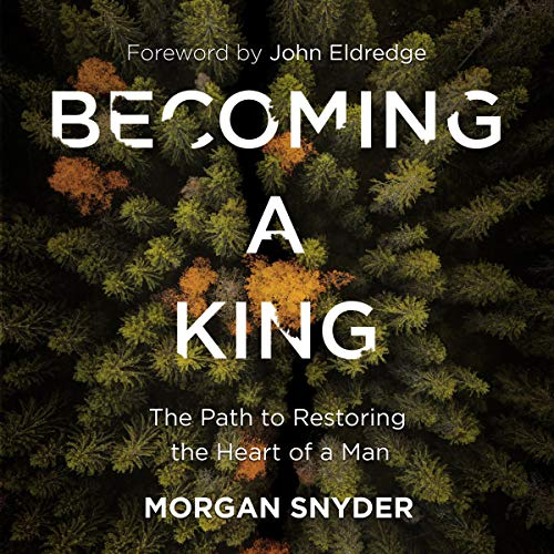 Becoming a King cover art
