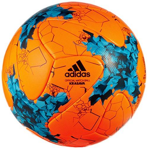 adidas FIFA Confederations Cup 2017 Wint, Palla Uomo, Arancione (Narsol/Mensen/Azuene), 5