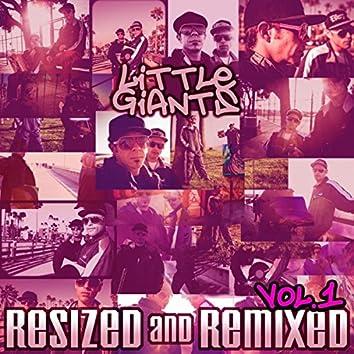 Resized & Remixed, Vol. 1