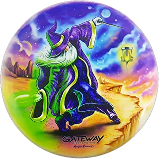 Gateway Wizard Mike Barnard Series Full Color Disc Golf Putter Approach Disc