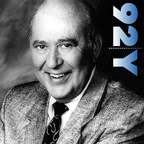 Carl Reiner at the 92nd Street Y audiobook cover art