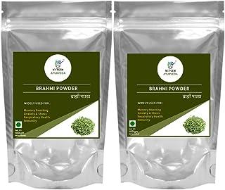 Nxtgen Ayurveda Brahmi Powder | Pack of 2 | 100g Each | For Memory | Natural
