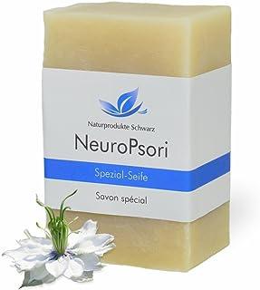 Naturprodukte Schwarz - NeuroPsori Seife, ca.100g