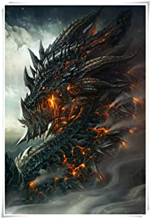 Cataclysm DEATHWING Wooden Jigsaw Puzzle for Kids Adults,Intelligent Educational Toys,Premium Quality Parent-child Toy,DIY...