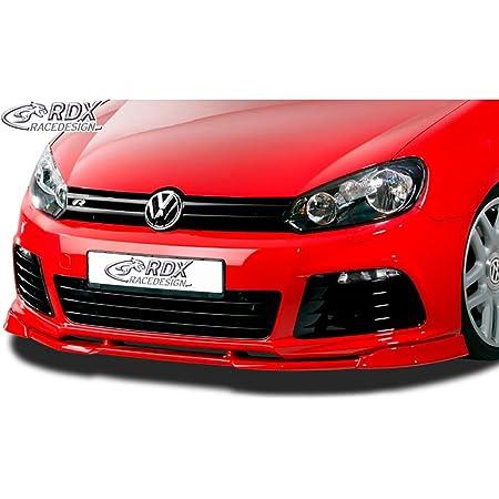 Rdx Frontspoiler Vario X Golf 6 R Frontlippe Front Ansatz Vorne Spoilerlippe Auto