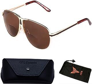 7bfa64c70894 Premium Bifocal Sports Casual Outdoor Men Women Metal   Plastic Sun Readers