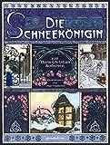 Die Schneekönigin.: Literaturklassiker für Kinder. Hochwertige Bilderbücher mit wunderschönen...