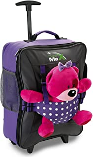 Cabin Max Kids Luggage Suitcases with Wheels Carry on Luggage 20x13x8