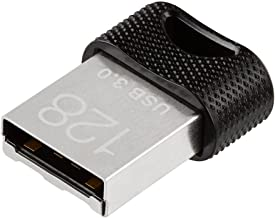 PNY Elite-X Fit 128GB USB 3.0 Flash Drive - Read Speeds up to 200MB/sec (P-FDI128EXFIT-GE)