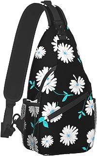 للجنسين الصدر حقائب كروسبودي سلينغ حقيبة الظهر السفر المشي لمسافات طويلة حقيبة الكتف